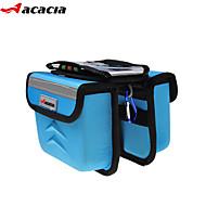 お買い得  -Acacia 1.8 L 自転車用フレームバッグ タッチスクリーン 防水 防雨 自転車用バッグ ナイロン EVA 自転車用バッグ サイクリングバッグ 他の同様のサイズの携帯電話 サイクリング / バイク 旅行
