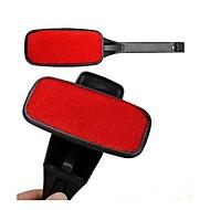 baratos -fiapos de poeira pano escova de estimação cabelo roupas removedor de limpeza a seco (cor aleatória)