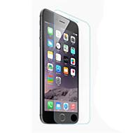 Недорогие Защитные плёнки для экрана iPhone-Защитная плёнка для экрана Apple для iPhone 6s iPhone 6 Закаленное стекло 1 ед. Защитная пленка для экрана Взрывозащищенный 2.5D