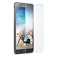 XIMALONG Samsung Galaxy Note4 Screen Protector, Rounded Edge Transparent 9h Toughened Glass Membrane
