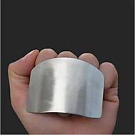 저렴한 -스테인레스 스틸 손가락 손 보호대 가드 잘라 조각 칼 주방 도구 가젯