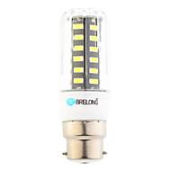 お買い得  LED コーン型電球-4W 350-400lm B22 LEDコーン型電球 T 42pcs LEDビーズ SMD 温白色 クールホワイト 220-240V