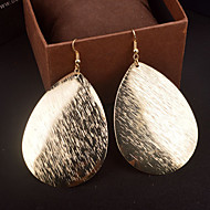 Women's Hollow Out Drop Earrings - Statement, Ladies, Personalized Jewelry Silver / Golden For Wedding Party Daily Casual