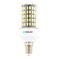 10W E14 LED Corn Lights T 108 leds SMD 900lm Warm White Cold White 6000-6500;3000-3500 AC 220-240