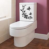 お買い得  インテリア用品-浴室小物 近代の PVC ペーパー 1枚 - 浴室 その他のバスルームアクセサリー