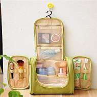 Τσάντα ταξιδιού Τσάντα καλλυντικών ταξιδιού Τσάντα καλλυντικών Τσάντα καλλυντικών και μακιγιάζ Αδιάβροχη Φορητό Μεγάλη χωρητικότητα