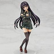 Boku wa tomodachi ga sukunai mikazuki yozora anime acțiune figura 23cm model de păpușă jucărie jucărie