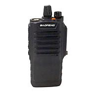 보풍의 BF-9700 송신기 uhf400-520mhz 높은 범위의 휴대용 무선 전화기 대부분의 전력 8w 먼지와 방수