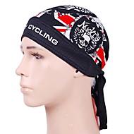 Pyöräilylippis Hatut PyöräHengittävä Nopea kuivuminen Tuulenkestävä Anatominen tyyli Ultraviolettisäteilyn kestävä Kosteuden läpäisevä