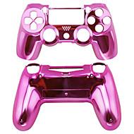 caz controler de înlocuire pentru cazul controlerului PS4 PS4 placare (roz / rosu / mov)