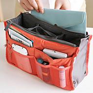 Reistoilettas Reisbagageorganizer Opbergproducten voor op reis Multifunctioneel voor Kleding Nylon / Dames Reizen