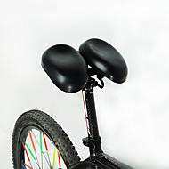 ACACIA Sjedalo Mountain Bike Cestovni bicikl Bicikl fixie Rekreativna vožnja biciklom Žene Ποδηλασία ABS čelik Udobnost Mekano Gust Crna