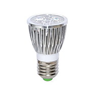 Χαμηλού Κόστους Φώτα για Καλλιέργειες-lm E26/E27 LED Φώτα Καλλιέργειας 5 leds LED Υψηλης Ισχύος Ροζ AC 100-240V