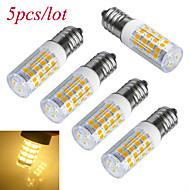 お買い得  LED コーン型電球-6000-6500/3000-3200 lm E14 LEDコーン型電球 T 51 LEDの SMD 2835 装飾用 温白色 クールホワイト AC 220-240V