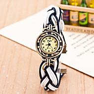 Недорогие Женские часы-Жен. Модные часы Кварцевый Повседневные часы Материал Группа Богемные Разноцветный