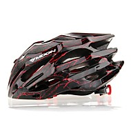 MOON 남여 공용 자전거 헬멧 27 통풍구 싸이클링 사이클링 산악 사이클링 도로 사이클링 레크리에이션 사이클링 L : 58-61CM PC EPS