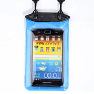 お買い得  -携帯電話バッグ 防水ドライバッグ のために iPhone X iPhone XS 防水 PVC 20 m