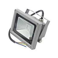1pc 10w led floodlight led 1000lm lm warm wit koud wit waterdicht decoratief ac85-265v