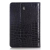 Недорогие Чехлы и кейсы для Galaxy Tab A 9.7-Кейс для Назначение SSamsung Galaxy Вкладка 9,7 Кейс для  Samsung Galaxy Бумажник для карт Кошелек со стендом Флип Рельефный Чехол
