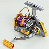 billige Fiskeri og jagt-Spinne-hjul 5.5:1 12 Kuglelejer ombyttelig Havfiskeri Spinning Ferskvandsfiskere Generel Fiskeri-HB3000