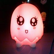 halpa Kannettavat valaisimet-luova väriä vaihtava akryyli värikäs ja viehättävä munankuoren johti yövalo pieni lyhty sisustuksessa