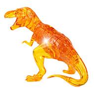 Klocki Puzzle Kryształowe puzzle Zabawki Dinozaur Nowość 50 Sztuk
