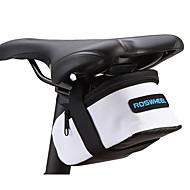 저렴한 -ROSWHEEL® 자전거 가방자전거 새들 백 방수 / 충격방지 / 착용할 수 있는 / 다기능 싸이클 가방 PVC / 600D 폴리에스터 싸이클 백 사이클링 13*7*7