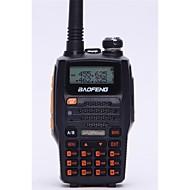 お買い得  -BAOFENG UV-5R UP トランシーバー ハンドヘルド デジタル 音声プロンプト デュアルバンド デュアルディスプレイ デュアルスタンバイ CTCSS/CDCSS LCD FMラジオ 1.5KM-3KM 1.5KM-3KM 128 1800.0 5 トランシーバー