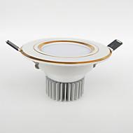 LED mélysugárzók 200-450 lm Meleg fehér / Hideg fehér / Természetes fehér / Rózsaszín / Piros / Kék / Sárga / Zöld Nagyteljesítményű LED