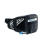 お買い得  -ROSWHEEL 自転車用サドルバッグ 防水, 耐久性, 多機能の 自転車用バッグ PUレザー / 400Dナイロン 自転車用バッグ サイクリングバッグ サイクリング / バイク
