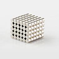 preiswerte Spielzeuge & Spiele-100 pcs 2*2mm Magnetspielsachen Bausteine / Neodym - Magnet / Superstarke Magnete aus seltenem Erdmetall Magnet Geschenk