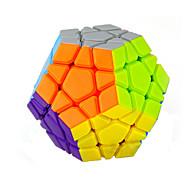 halpa -Rubikin kuutio YongJun Alien Megaminx Tasainen nopeus Cube Rubikin kuutio Puzzle Cube Professional Level Nopeus ABS Joulu Uusi vuosi