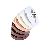 6 Puder Nass / Matt / Mineral Kompaktpuder Weiß machen / Lang anhaltend / Natürlich Gesicht Mehrfarbig Zhejiang LIDEAL