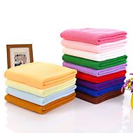 フレッシュスタイル バスタオル,純色 優れた品質 マイクロファイバー100% タオル