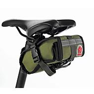 저렴한 -ROSWHEEL® 자전거 가방자전거 새들 백 방수 / 충격방지 / 착용할 수 있는 / 다기능 싸이클 가방 캔버스 / 의류 싸이클 백 사이클링 15*8*9