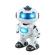 RC Robot Eletrônica Kids ' Robô Infravermelho ABS Cantando Dançando Caminhada Cantando Dança Música e luz