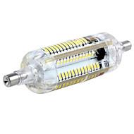 youoklight 6szt R7s Żarówka LED 5W 78mm SMD 3014 104 czysta ciepłe / biały kukurydzy lampka 110-120V, 220-240V