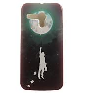Για Θήκη Motorola Με σχέδια tok Πίσω Κάλυμμα tok Μπαλόνι Μαλακή TPU Motorola Moto G