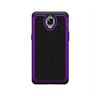 tanie Etui na telefony-Kılıf Na OnePlus One Plus 3 Etui do OnePlus Odporne na wstrząsy Czarne etui Solid Color Twarde PC na One Plus 3 OnePlus