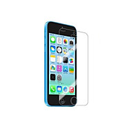 abordables Protectores de Pantalla para iPhone-Protector de pantalla para Apple iPhone 6s Plus / iPhone 6 Plus / iPhone SE / 5s 5 piezas Protector de Pantalla Frontal