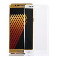 Недорогие Чехлы и кейсы для Galaxy Note-Защитная плёнка для экрана Samsung Galaxy для Note 7 Закаленное стекло 1 ед. Защитная пленка для экрана Уровень защиты 9H