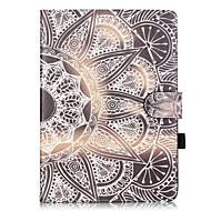 halpa iPad kuoret / kotelot-Varten Korttikotelo / Tuella / Kuvio Etui Kokonaan peittävä Etui Other Pehmeä Tekonahka Apple iPad Air 2