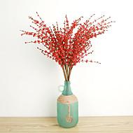 povoljno -1 Podružnica Polyester Others Cvjeće za stol Umjetna Cvijeće