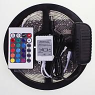 voordelige -SENCART RGB-regelaars 300 LEDs RGB Afstandsbediening Knipbaar Waterbestendig Kleurveranderend Zelfklevend Geschikt voor voertuigen