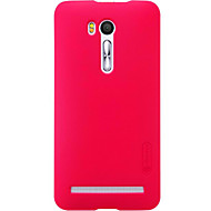 Кейс для Назначение Asus Кейс для Asus Other Задняя крышка Сплошной цвет Твердый PC для Asus Zenfone 2 Laser ZE550KL Asus ZenFone 2 Laser