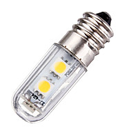 お買い得  LED コーン型電球-1pc 1wミニe14スクリューベースledランプ7 smd 5050 220v AC冷蔵庫用機械オーブン白暖かい白