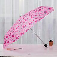Taitettava sateenvarjo Metalli tekstiili Silikoni Rattaat Kids Matkailu Rouva Miehet Auto