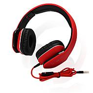 JKR JKR-111 Slušalice s mikrofonom (traka oko glave)ForMedia Player / Tablet / mobitel / RačunaloWithS mikrofonom / DJ / Kontrola