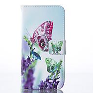 для Samsung Galaxy a3 a5 +2017 бабочки кожаный бумажник для Samsung Galaxy a3 a5 a7 2016 2017