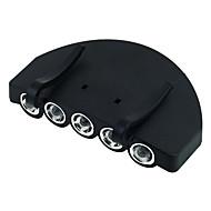 お買い得  フラッシュライト/ランタン/ライト-キャップライト LED 1000-1500lm 1 照明モード 小型 / 緊急 / スマールサイズ キャンプ / ハイキング / ケイビング / サイクリング / 狩猟